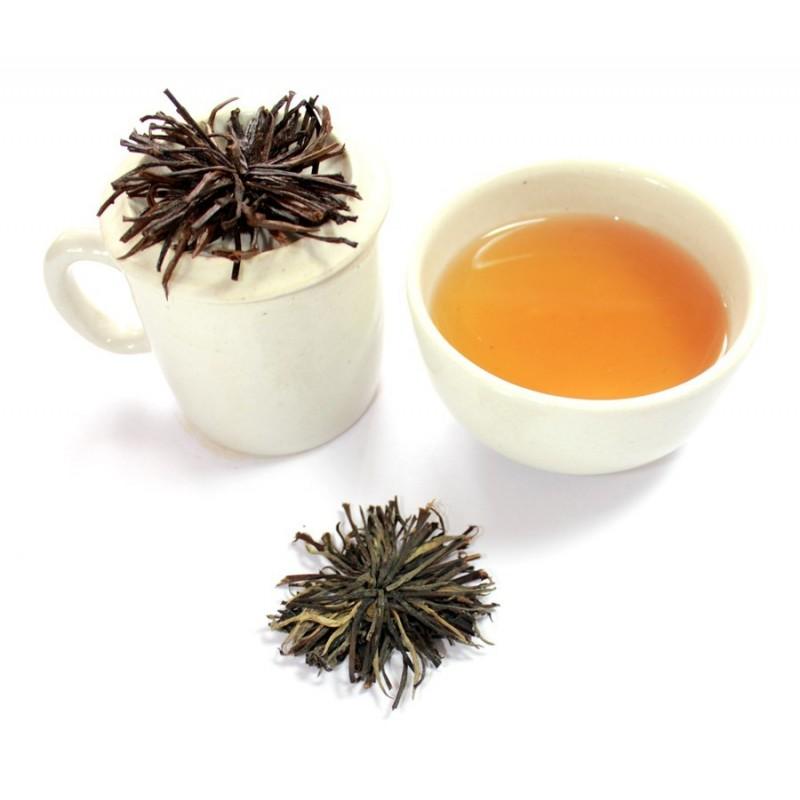 White Peony Rosette Tea