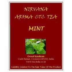 Nirvana Mint Black CTC Tea